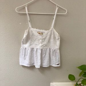 Hollister | Lace Tank Top